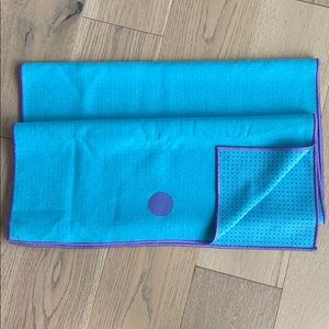 Hot Yoga Mat Towel